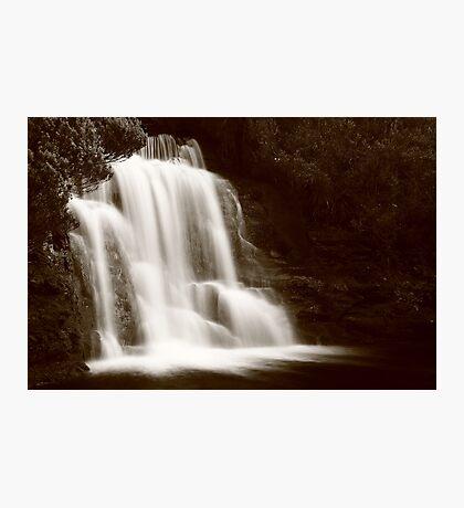 Kia Ora falls  Photographic Print