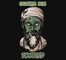 Osama Bin Zombied by jasinmartin