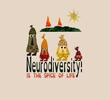 Neurodiversity is the spice of life  Women's Relaxed Fit T-Shirt