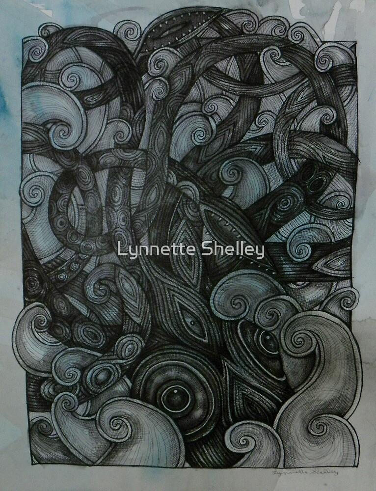 The Kraken by Lynnette Shelley