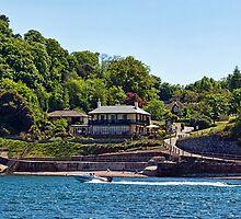 Shaldon ~ Devon by Susie Peek