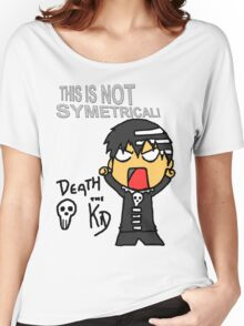 Soul Eater - Symetry Women's Relaxed Fit T-Shirt