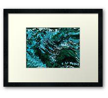 Landscape with Sky Framed Print