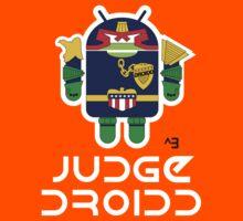 Judge Droidd Kids Clothes