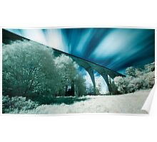 Saltburn Viaduct (IR) Poster