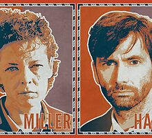 MILLER AND HARDY 2014 - Miller Orange by ifourdezign