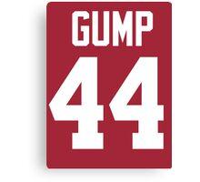 Forrest Gump Alabama Jersey Shirt Canvas Print