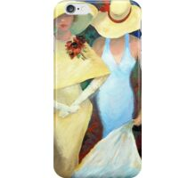 THREE LADIES iPhone Case/Skin