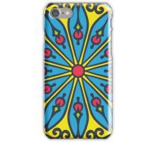 Mandala - Circle Ethnic Ornament iPhone Case/Skin