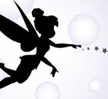 Elf Starry Night Sticker