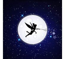 Elf Starry Night Photographic Print