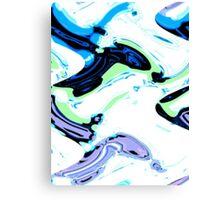 Tadpoles and Sharks Canvas Print