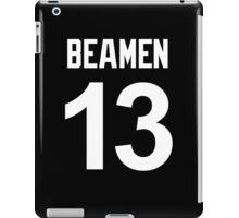 Any Given Sunday Jersey Shirt – Willie Beamen iPad Case/Skin