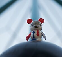 Lines and the Mouse by DavidBerry