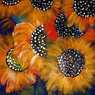Floral Splash by Rachel Ireland-Meyers