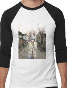 Rei in Tokyo Men's Baseball ¾ T-Shirt
