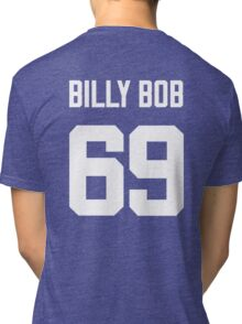 Varsity Blues Jersey Shirt – Billy Bob, 69 Tri-blend T-Shirt