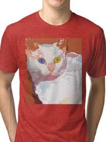 Those eyes Tri-blend T-Shirt