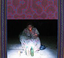 Shipibo shaman by shazaman