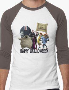 Hotel Transylvania Men's Baseball ¾ T-Shirt