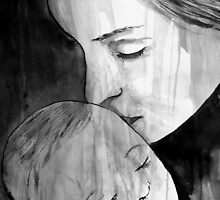 motherhood by Loui  Jover