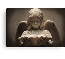 Weeping Angel 1 Canvas Print