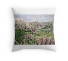 Ered Mithrin Throw Pillow