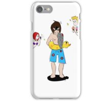 the summer soldier iPhone Case/Skin