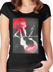 Mirror Mirror Women's Fitted Scoop T-Shirt