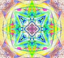 Mandala Digital Nu Dop light by relplus