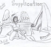 Supplication by AscherMalachi