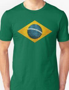 Brazil flag bresil brasil Unisex T-Shirt