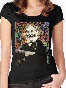 Walt Whitman Women's Fitted Scoop T-Shirt