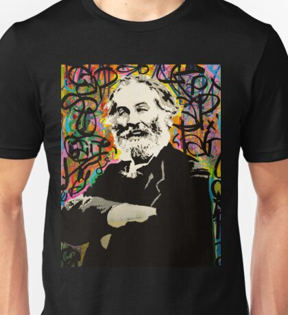 Walt Whitman Unisex T-Shirt
