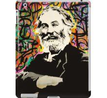 Walt Whitman iPad Case/Skin