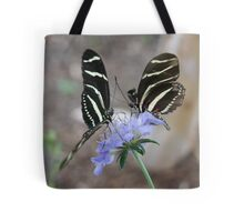 Zebra Longwing Butterflies... Tote Bag