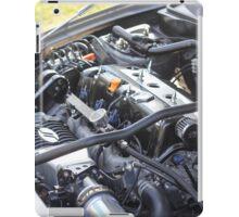 Engine Bay k20 iPad Case/Skin