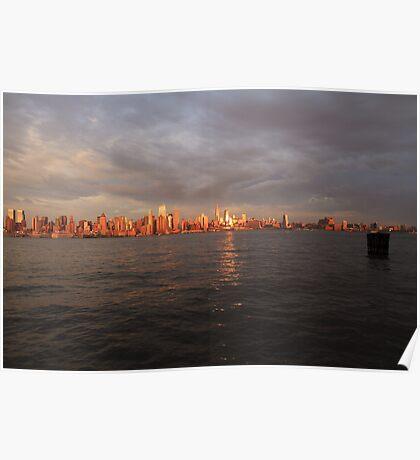 Gotham on the Hudson Poster