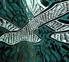 Memorial Swallows by Lenore Senior