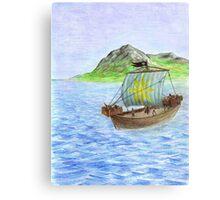 Tolfalas Canvas Print