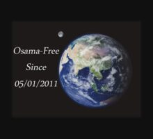 The World - Osama-Free by Ryan Houston