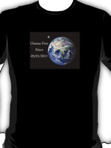 The World - Osama-Free T-Shirt