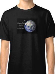 The World - Osama-Free Classic T-Shirt