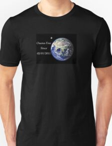 The World - Osama-Free T-Shirt