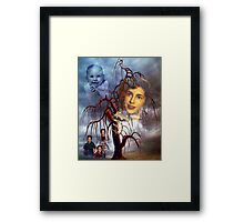 FROM HER LOVE ~ MY LOVES Framed Print