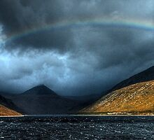 Dark Side of the Mournes by De-aRt