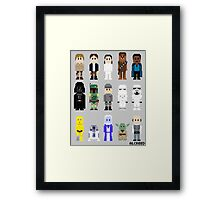 8-Bit ESB Framed Print