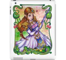 Zelda from The Legend of Zelda iPad Case/Skin