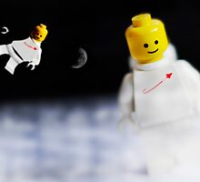 Retro Lego - Lost in Space by clydeessex