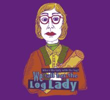 Log Lady by fixtape
